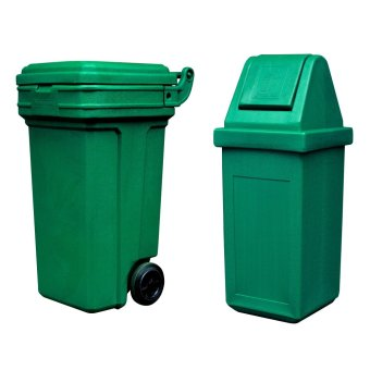 Roller King Large (Green) and Waste Master King (Green)