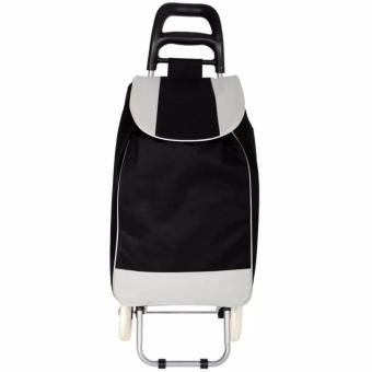 rolley Bag Folding Wheeled Festival Shopping