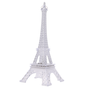 Romantic Eiffel Tower Desk Bedroom Night Light Decoration Table LEDLamp Price Philippines
