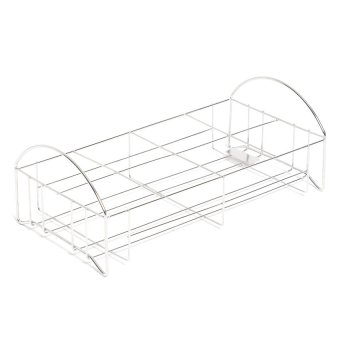 Rosette Italia Stainless Add-On Wire Basket for Glass