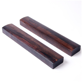 Rosewood mahogany series town ruler paperweight