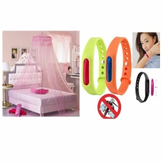 Rukia Mosquito Net Bed Canopy King/Queen Size (Pink) with AntiMosquito Pest Insect  sc 1 th 225 & Philippines | Rukia Mosquito Net Bed Canopy King/Queen Size (White ...