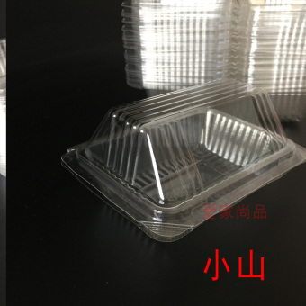 S-20 dress small cake box transparent box