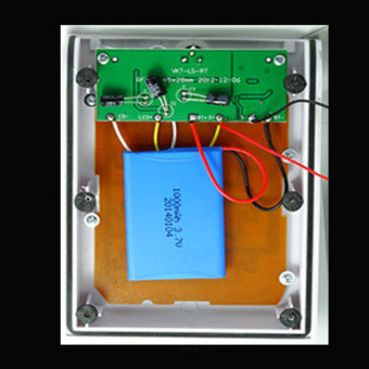 S & F Practical 16LED Solar Power Hunman Body Induction PIR Sensor Wall Light (Intl) - picture 2