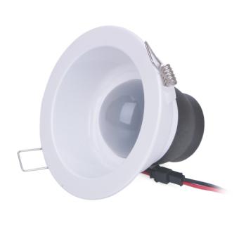 S & F Recessed Retrofit Plastic SMD 5730 JMT-4 Inch 7W Down Lamp Warm White (Intl)