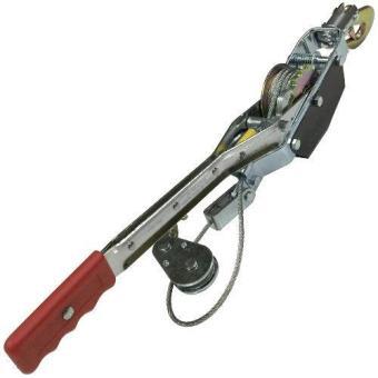 S-Ks Tools USA HP-117 Heavy Duty 2 Ton Power Puller (Silver/Red) - 2