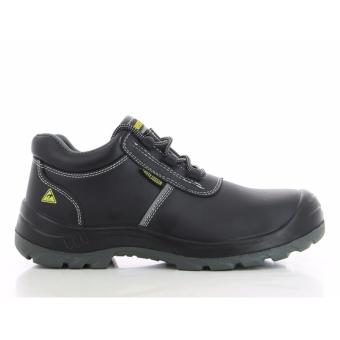 Safety Jogger Aura Composite Toe Cap and SJ Flex Midsole Safety Shoes (Black) Price Philippines