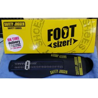 Safety Jogger Foot Sizer