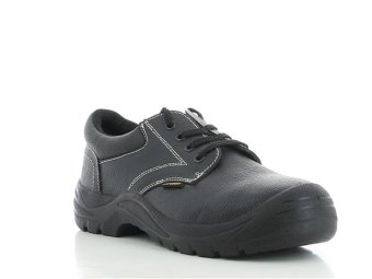 Safety Jogger Safetyrun Steel Toe Cap and Steel Midsole Safety Shoes (Black) - 4