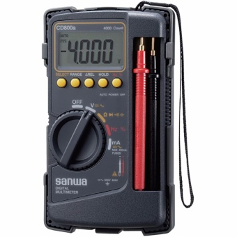 Sanwa CD800A Digital Multimeter All-in-One DMM