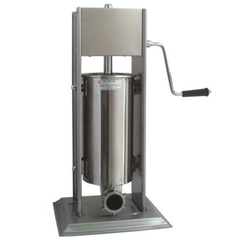 Sausage Stuffer TV5L Manual Vertical Sausage Filler 5 liter capacity