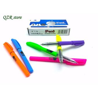 school supplies 8008 GEL PEN 1box/12pcs Price Philippines