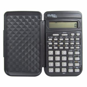 SCIENTIFIC CALCULATOR with Cover and Battery CAL-029-YI