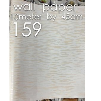 Self-adhesive Waterproof Removable Wallpaper 10metersx45cm