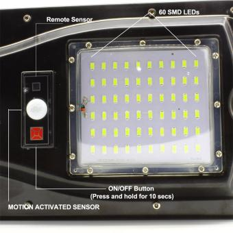 SENTUOR ST-1930 30W RC Solar Outdoor Waterproof Street Lights - 2