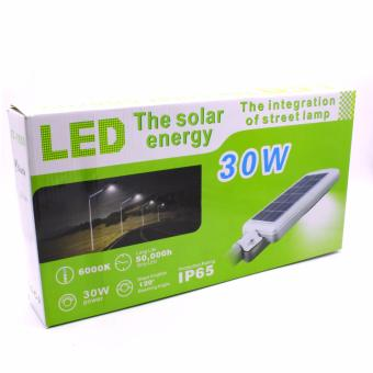 SENTUOR ST-1930 30W RC Solar Outdoor Waterproof Street Lights - 5