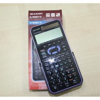 Sharp Scientific Calculator Elw506Xvl