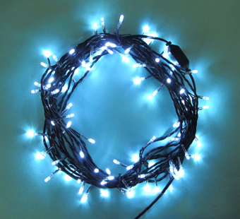 Shifan 10M Linkable 6.5W Twinkle Fairy Lights String Waterproof For Curtain Christmas Wedding Party Garden Decorative Lamp White Light