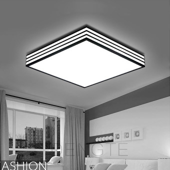Shifan LED Ceiling Light 28*28 12W White Light (6000-6500K) D6-0921Square Lamp Contracted And Contemporary Lighting