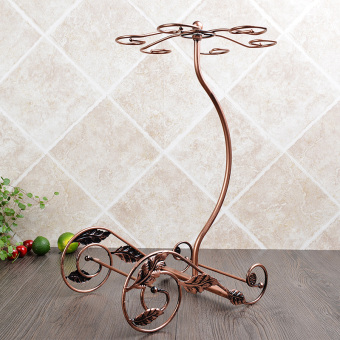 Shishang tall cup rack wine rack