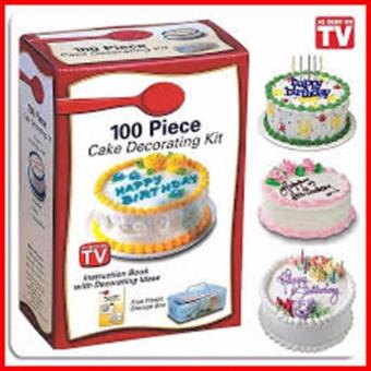 Shopp Inn Cake Decorating Kit 100 piece Set