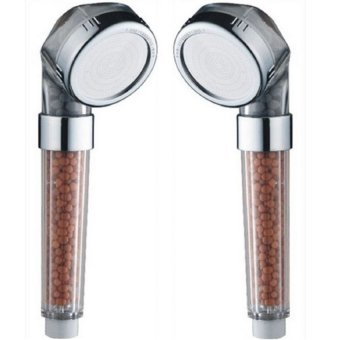 Shower Head with Filters, Set of 2