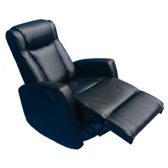 Sigma RC-8003RS Single Seater Home Cinema Recliner (Black)