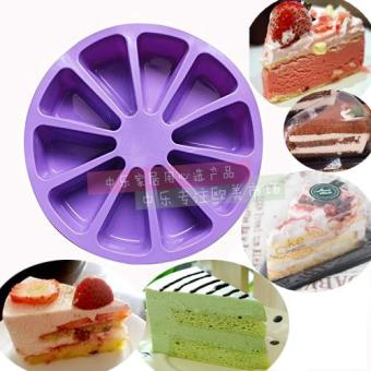 Silicone cake cheese cake mold