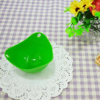 Silicone Egg Poacher Poach Pods Kitchen Bakeware Poached Baking Cup Tool - 3