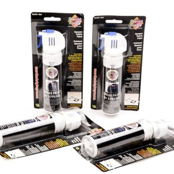 Simply Spray Stencil Spray Set of 4 (Black)