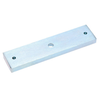 Single Door 12V Electric Magnetic Electromagnetic Lock 180KG (350LB) Holding Force for Access Control - 2