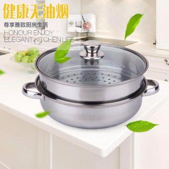 Siopao/Siomai High Quality 28cm Stainless Steel Steaming Pot Ware