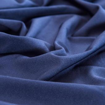 Slipcover Stretchable Pure Color Sofa Cushion Covers (Loveseat Navy Blue) - intl - 4
