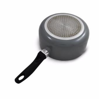 Slique Induction Sauce Pan 18cm Set of 2 (Grey) - 5