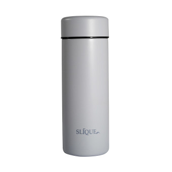 Slique Vacuum Tumbler 250ml (Dark Grey)