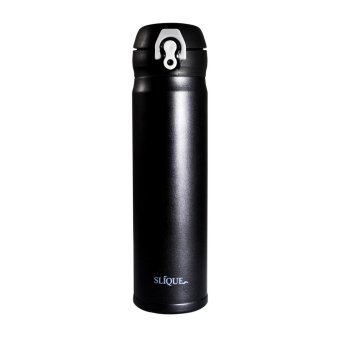 Slique Vacuum Tumbler 450ml (Black)
