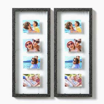 SM Home Double Glass Collage Frame (Set of 2)