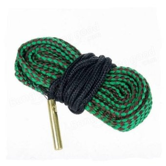 Snake Rope Brush Bore Cleaner Tool G02:.22 Cal .223 - intl Price Philippines