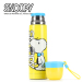 Snoopy cartoon leakproof stainless steel student insulated bottle insulated cup