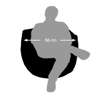 SofSac Round Bean Bag Chair - Junior - 2
