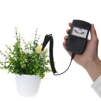 Soil pH Meter Level Tester Black (for Plants Crops FlowersVegetable) - intl - 4