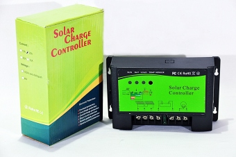 SOLAR CHARGE CONTROLLER ANALOG 20A