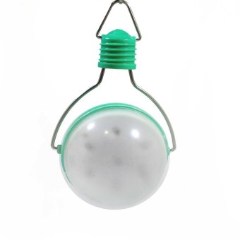 Solar Light Bulb (Green)