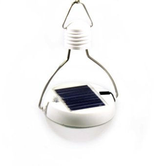 Solar Light Bulb (White)