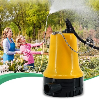 Solar Panel Submersible Fountain Garden Water Pump DC 12V 50W 1620GPH 6000L/H - intl