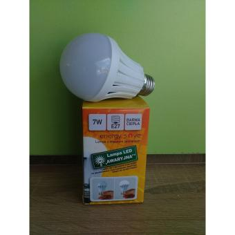 Solartility LED 7W Emergency Bulb Set of 5+1 (Warm Light)