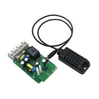 SONOFF AM2301 Temperature And Humidity Sensor High Accuracy & Sonoff TH 10A 16A - 2