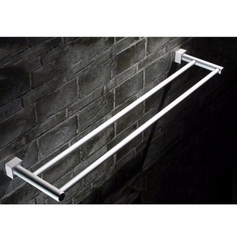 Space Aluminum Towel Rack Bathroom Accessories by LuckyG - intl