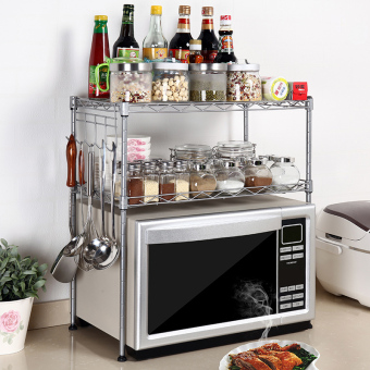 Space Life kitchen shelf microwave oven rack