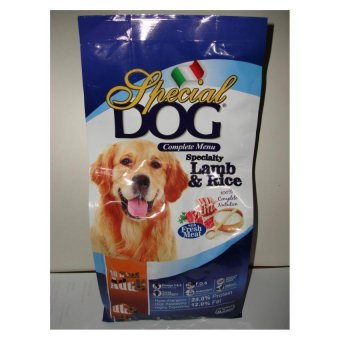 Special Dog Lamb & Rice Adult Dog Food 1.5kg